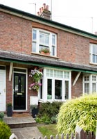 Classic terraced house