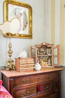 Vintage furniture and ornaments