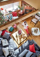 Beatas Country Christmas Home - feature portrait