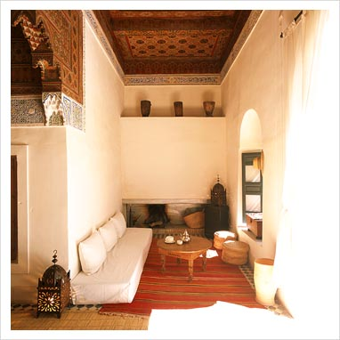 Gap Interiors Moroccan Living Room Picture Library