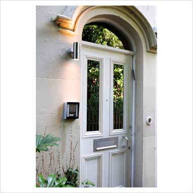 Amazing Modern Front Door Lighting Pictures Plan 3d House Goles