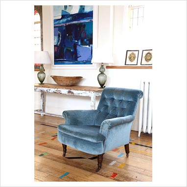 Armchairs  Living Room on Gap Interiors   Armchair In Living Room   Picture Library Specialising