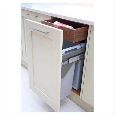 AKURUM Base cabinet with 4 drawers - white, Härlig white