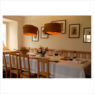 Dining Room on Gap Interiors   Large Country Dining Room Table   Picture Library