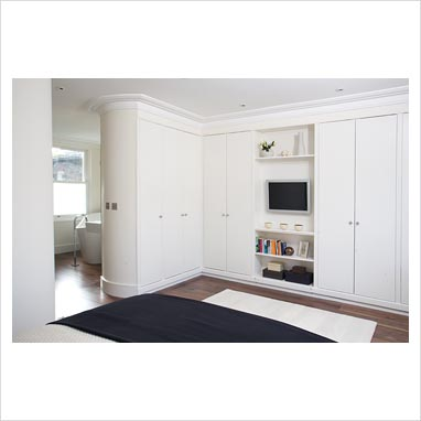 gap interiors modern bedroom wardrobes and storage units picture
