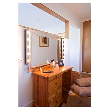 Dressing Table Lights : dressing table mirrors dressing tables with mirror stick on led lights ...