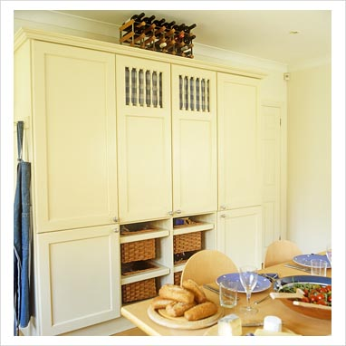GAP Interiors - Dresser in modern dining room - Picture library