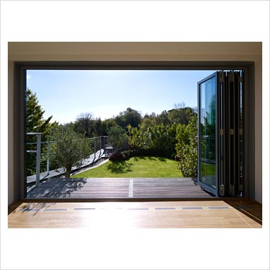 gap interiors large folding patio doors picture