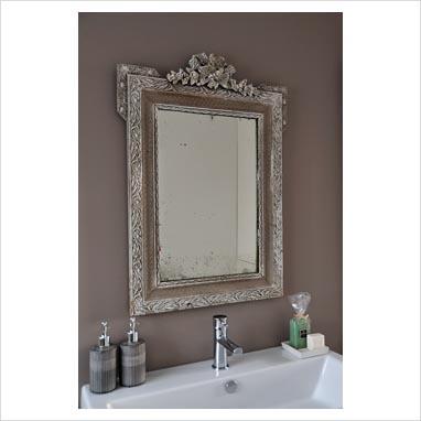 gap interiors modern bathroom mirror picture library