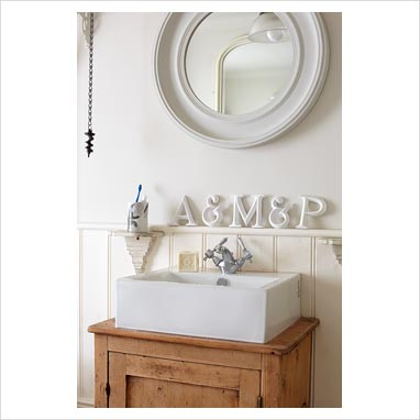 Bathroom Handrails on Gap Interiors   Classic Bathroom Sink   Picture Library Specialising