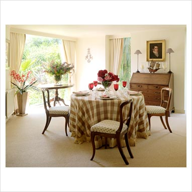 gap interiors country style dining room picture library