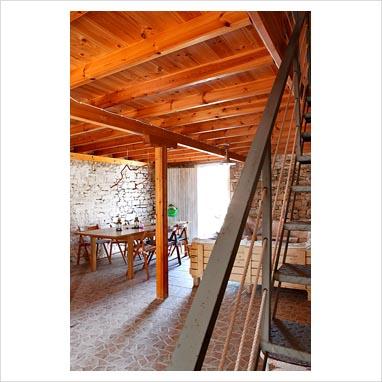 gap interiors Stone Apron Front Kitchen Sinks Rustic Stone Bathtubs