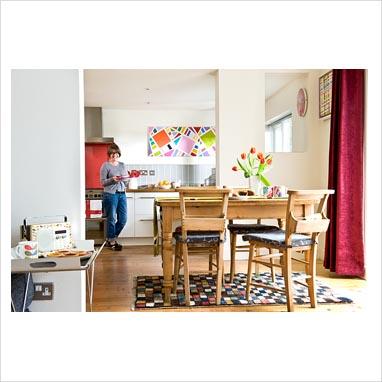 Gap interiors for O sullivan kitchen furniture
