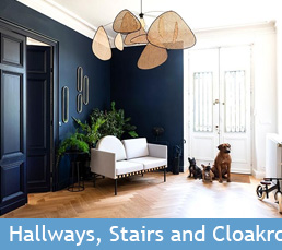 Hallways, Stairs and Cloakrooms