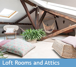 Loft Rooms and Attics