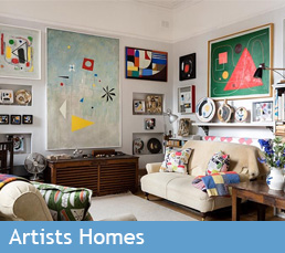 Artists Homes