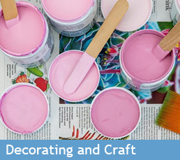 Decorating and Craft